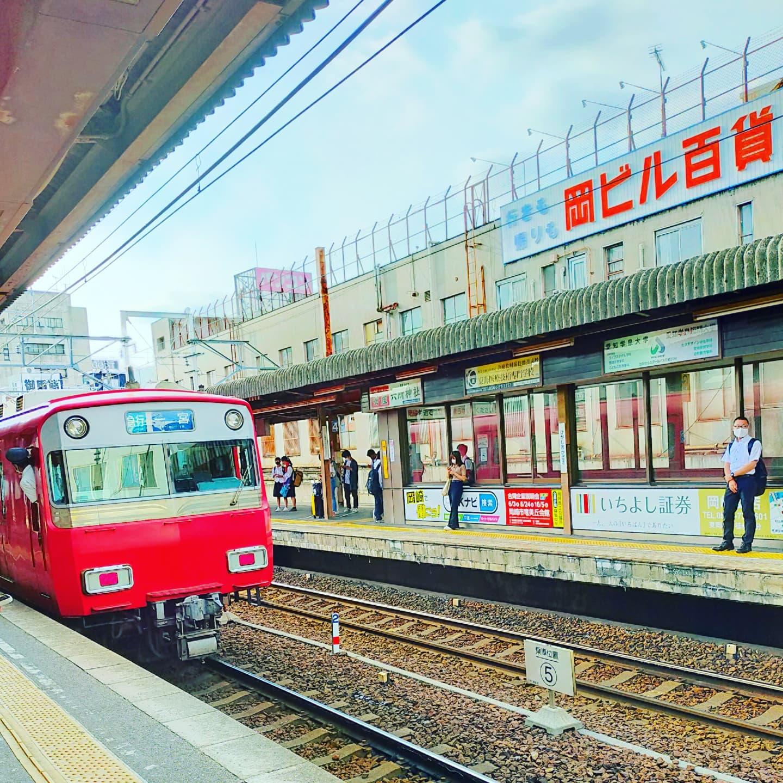 岡ビル 東岡崎駅- from Instagram